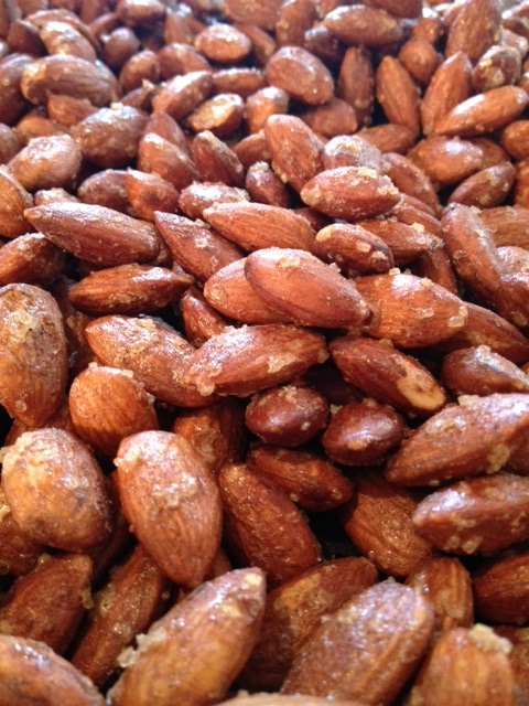 Candied Almonds Recipes — Dishmaps