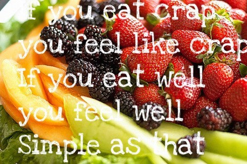 Eat Crap, Feel Crap