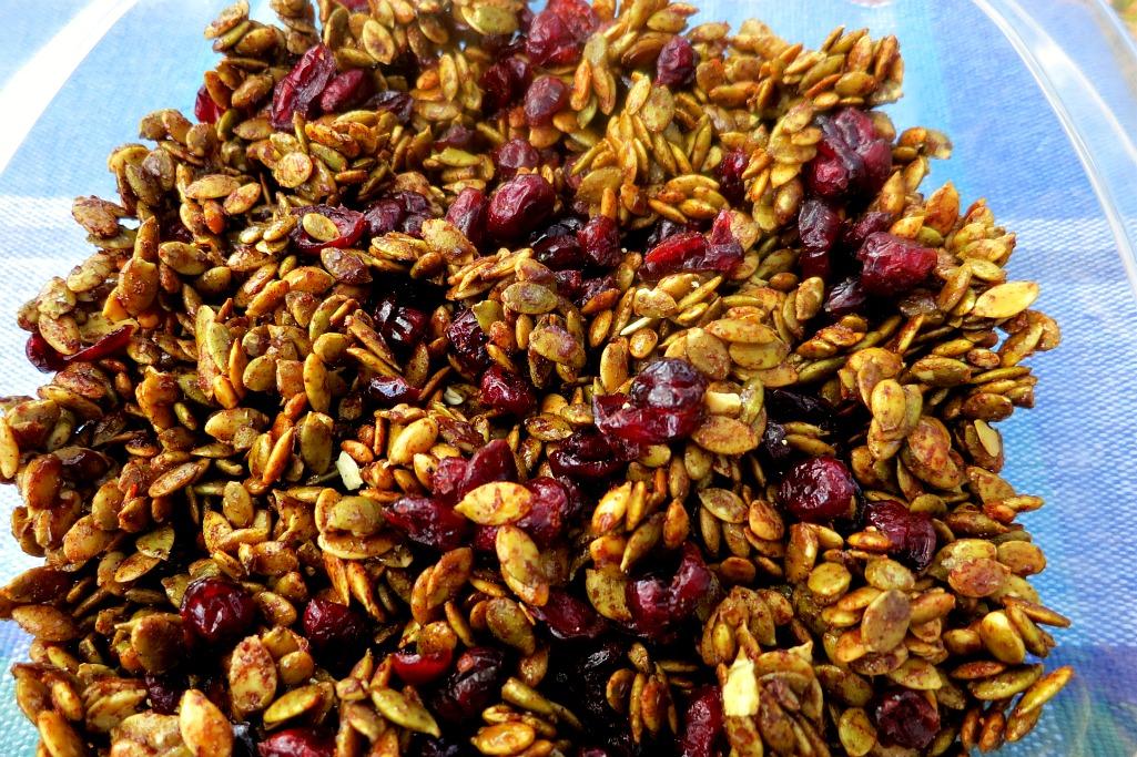 Pumpkin Cranberry Crunch 3