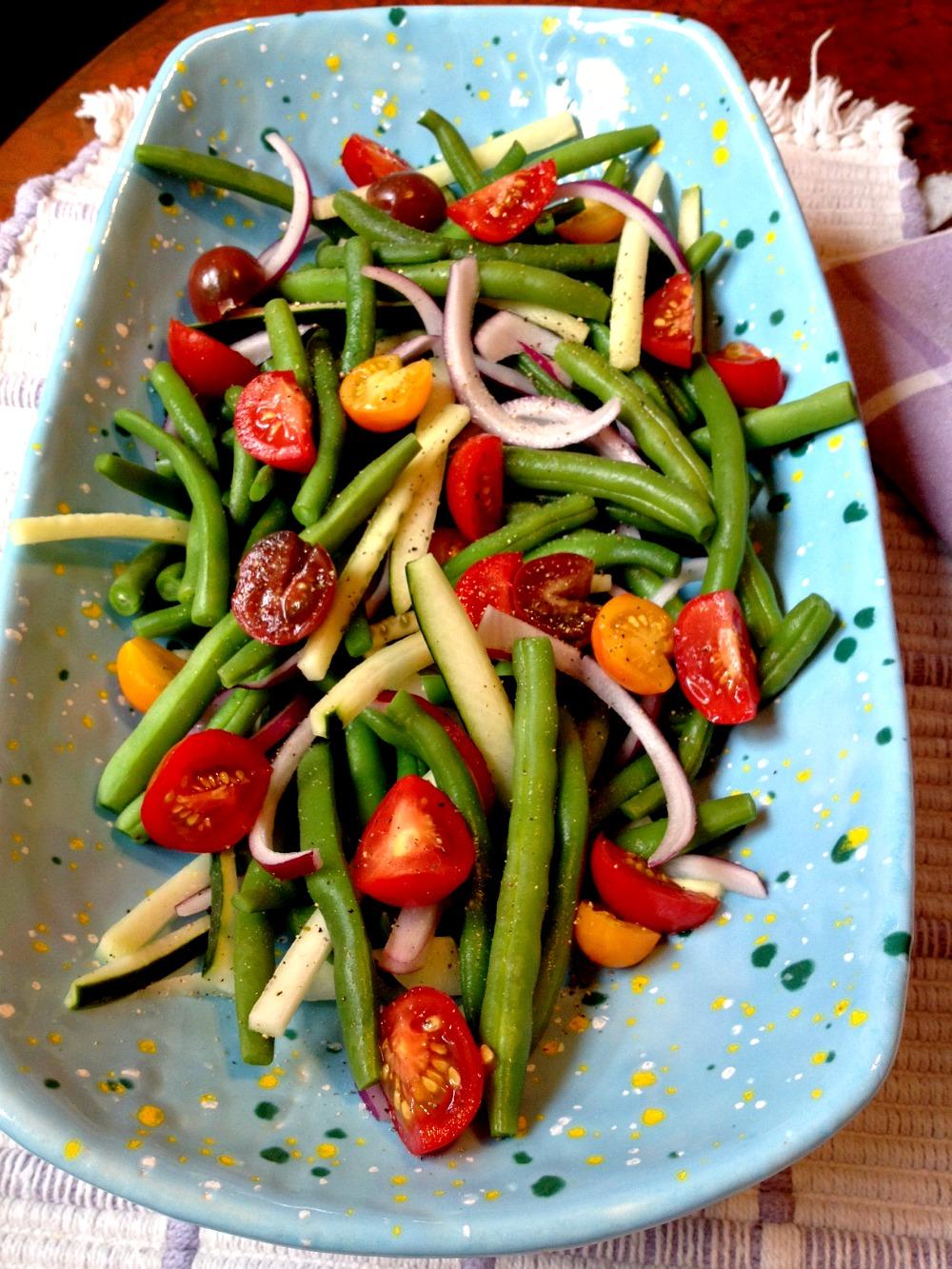 WIAW: The Pesto Infused Summer Squash and Zucchini Quiche Recipe ...