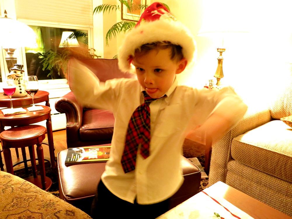 Dancing Max