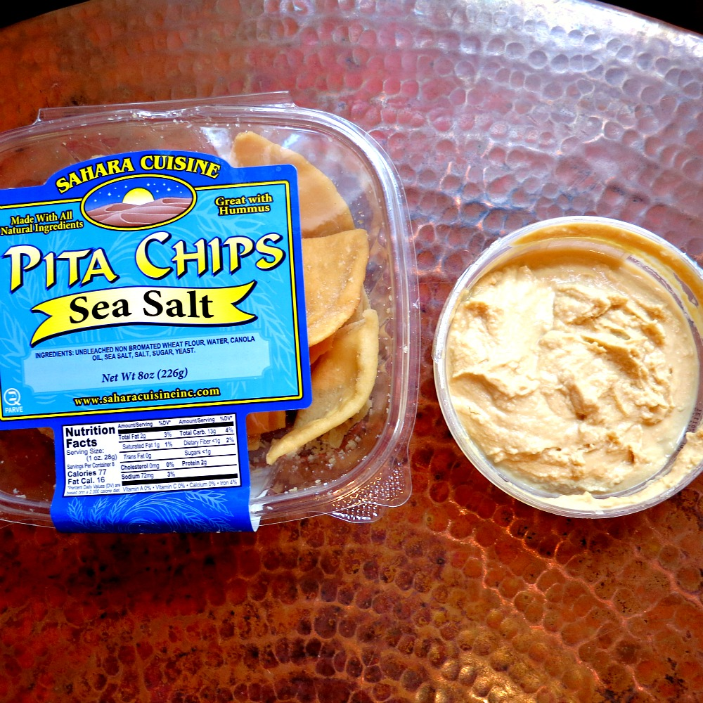 Chips and Hummus