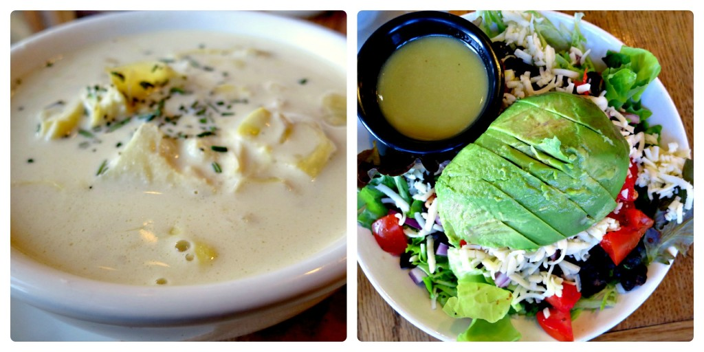 The Roots Cafe Collage