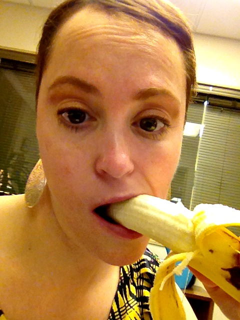 Banana Meg Thursday