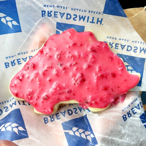 Breadsmith Iced Cookie