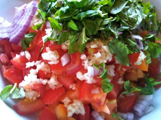 Gastronomical Sovereignty's Salsa Fresca