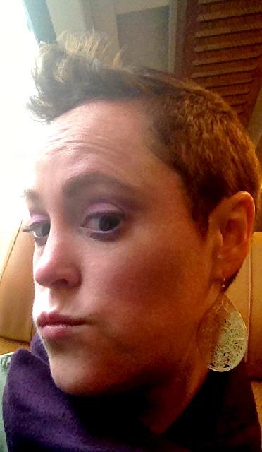 Meg Hair Style