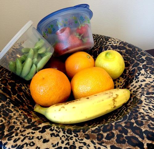 Fruit Bowl at Work