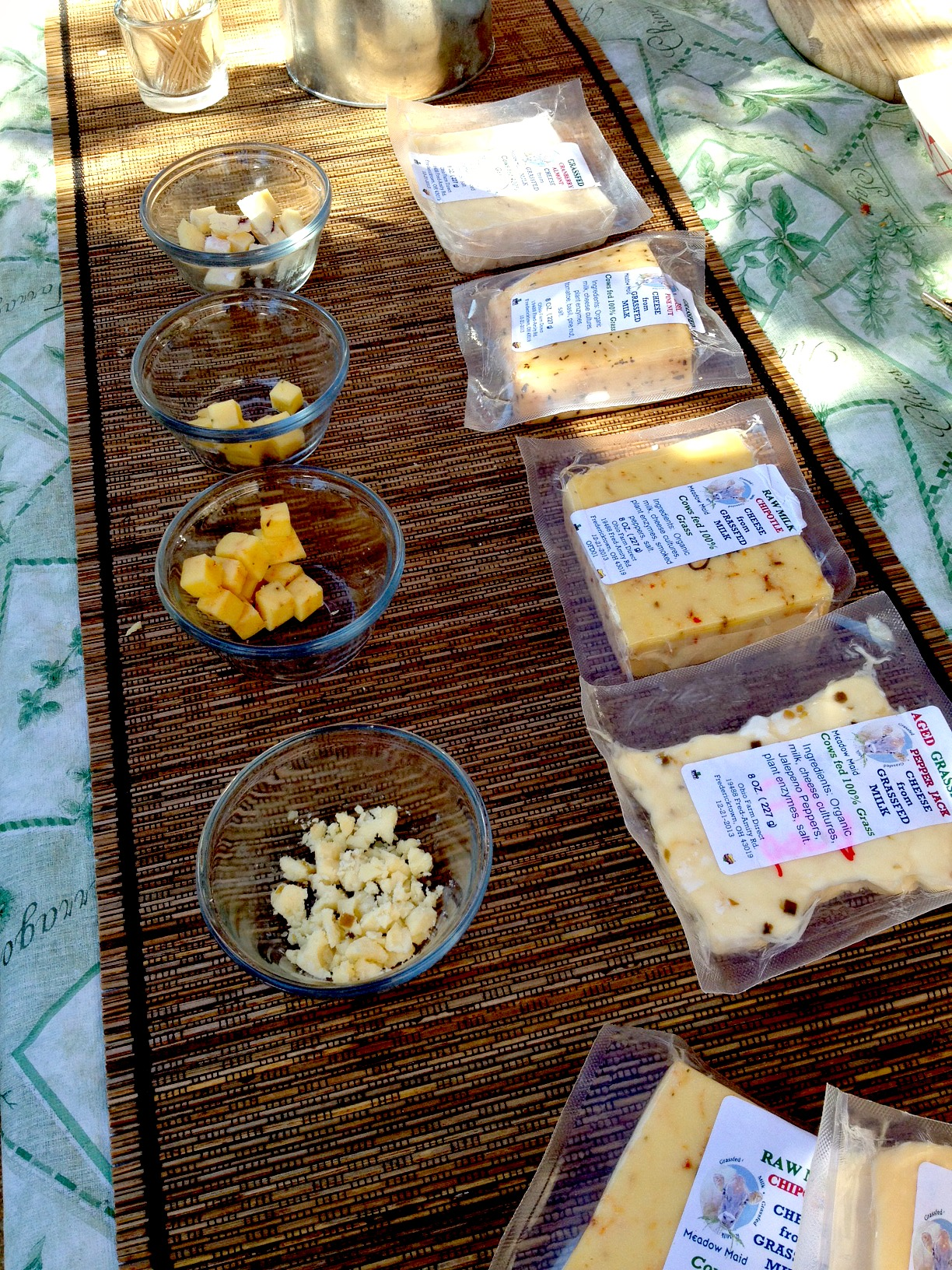 Cheese Guy - Farmers Market