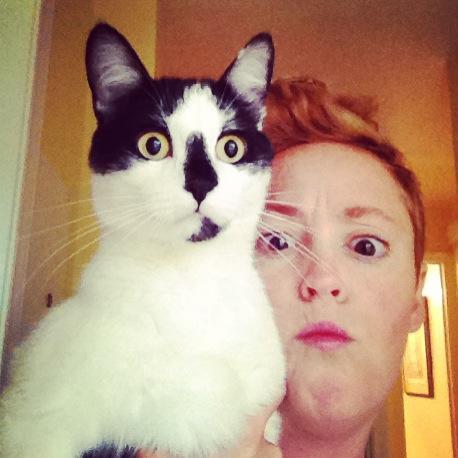 Meg and Oscar