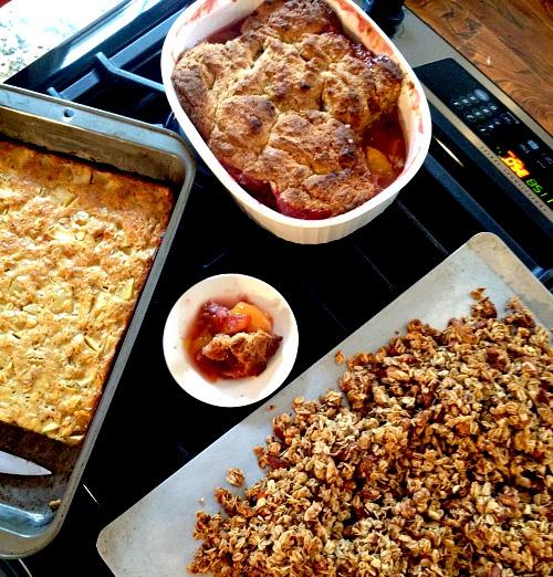 Sunday Morning Baking