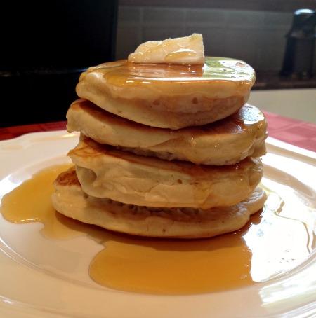 Bisquick Pancakes 2