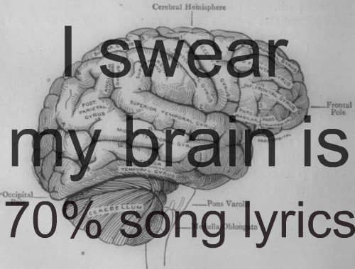 Brain and Song Lyrics