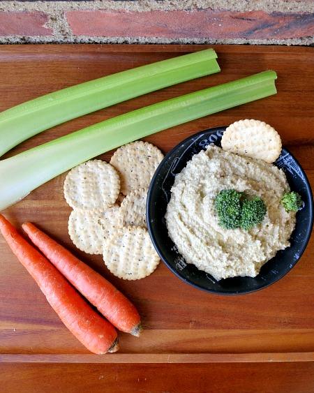 Broccoli Stalk Pesto