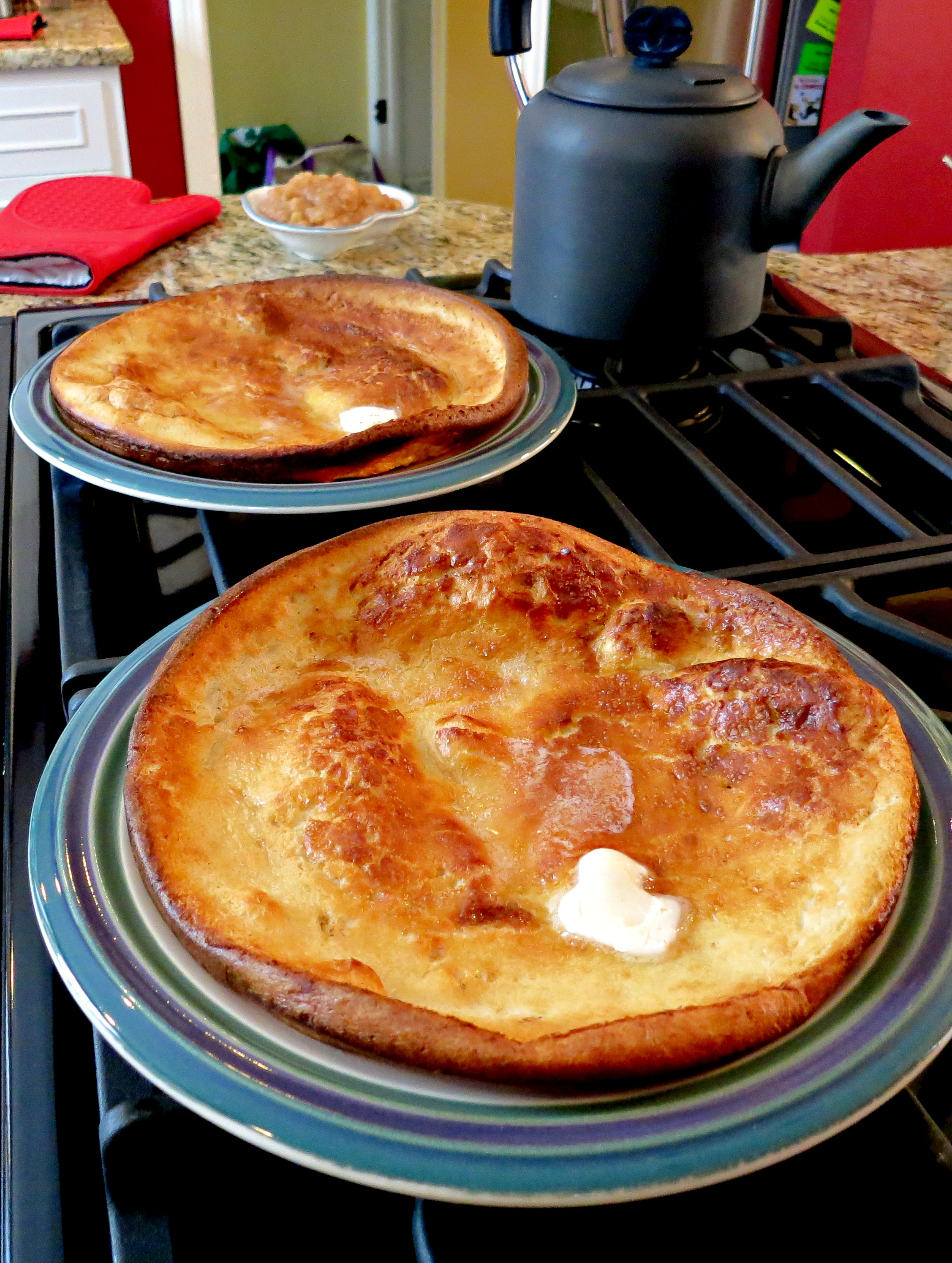 Dutch Boy Pancake
