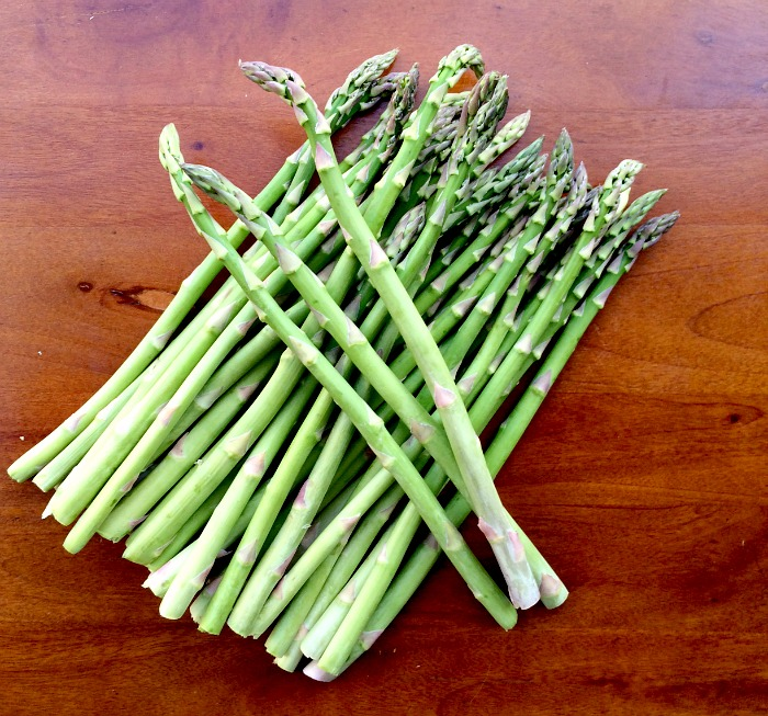 Lemon Lovers Asparagus