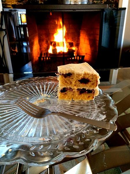 Cake Fireside