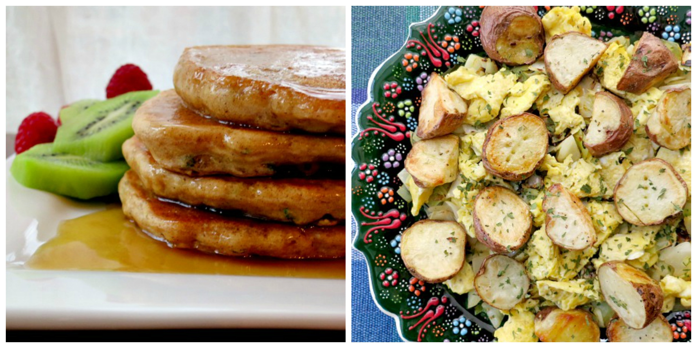 Weekend Breakfast Collage