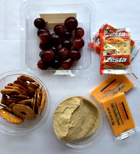 Vending Machine Snack Platter