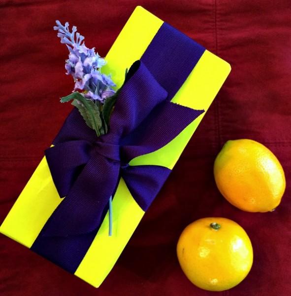 Presents and Meyer Lemons