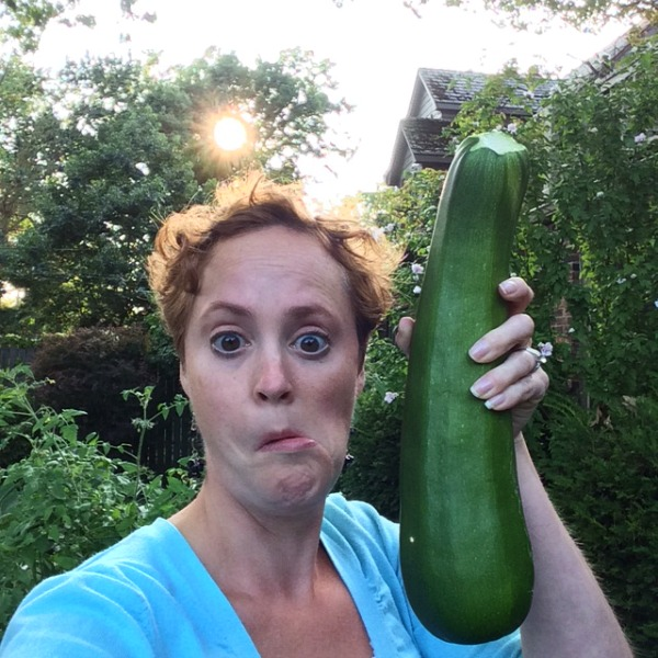 Meg and the Monster Zucchini