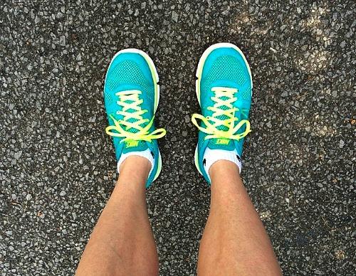 Meg Bright Sneakers