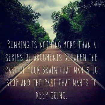 Running Mental Argument