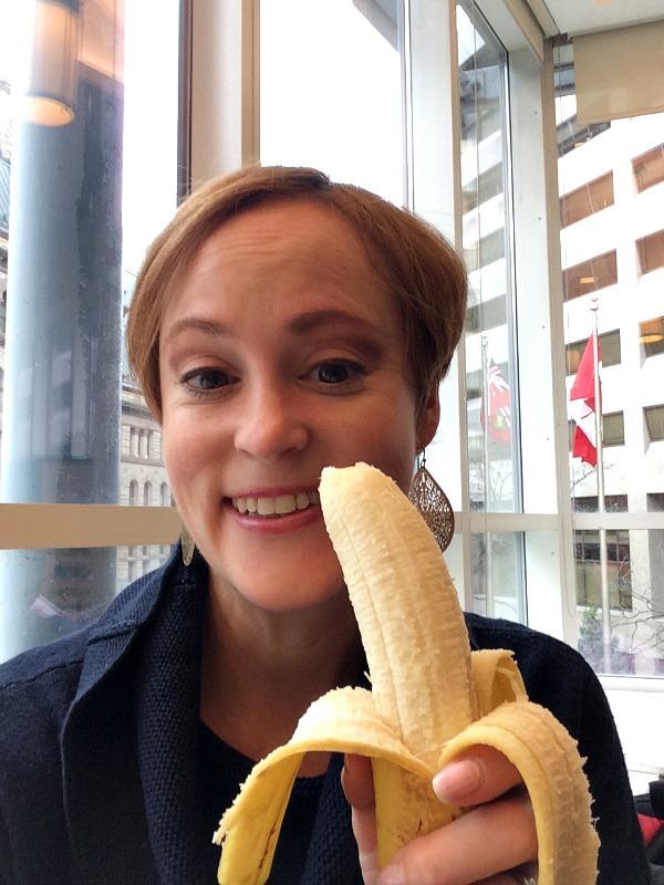 Meg Toronto Public Banana