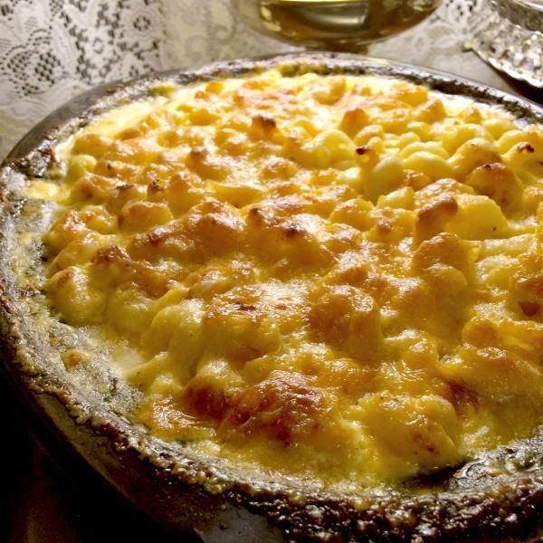 Christmas Night Mac and Cheese