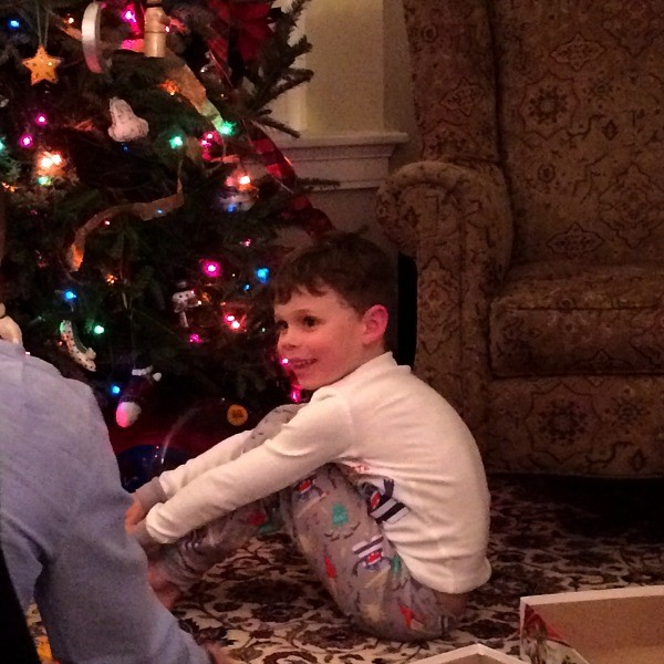 Max on Christmas Eve