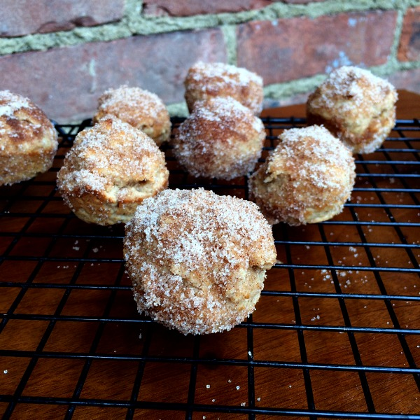 Snickerdoodle Donuts