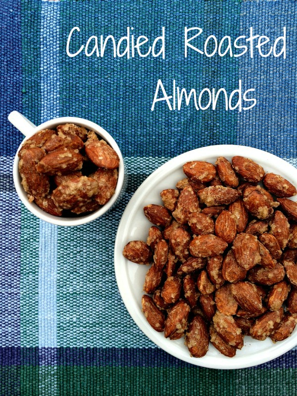 Candy Roasted Almonds