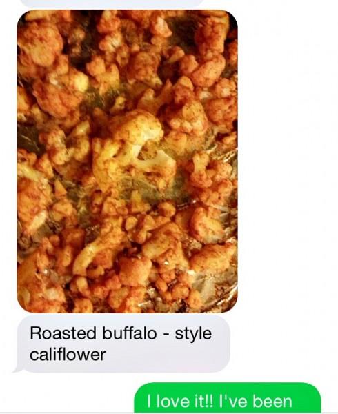 Colin's Cauliflower