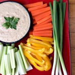 Healthy Garlic & Dip Herb