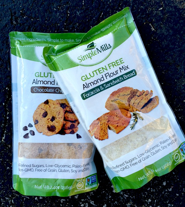 Simple Mills Gluten Free Mixes