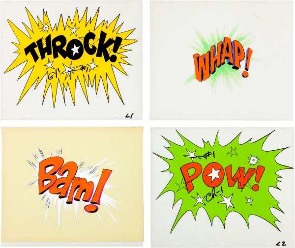 Batman Sound Effects