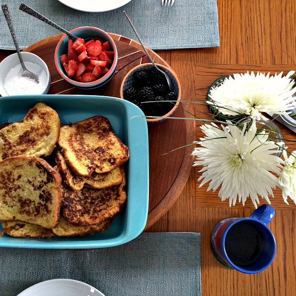 French Toast Breakfasts