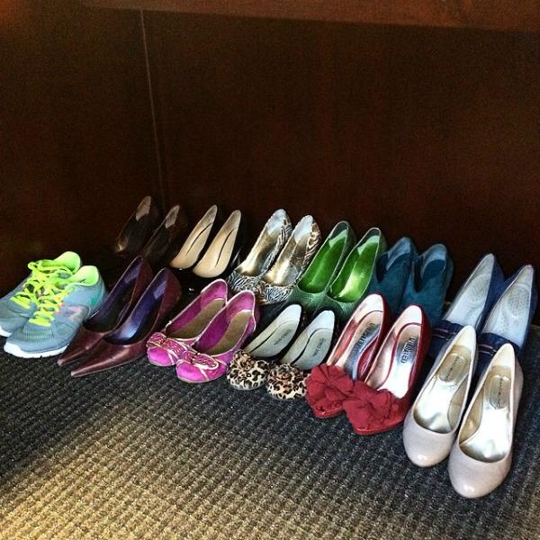 Meg Shoe Love