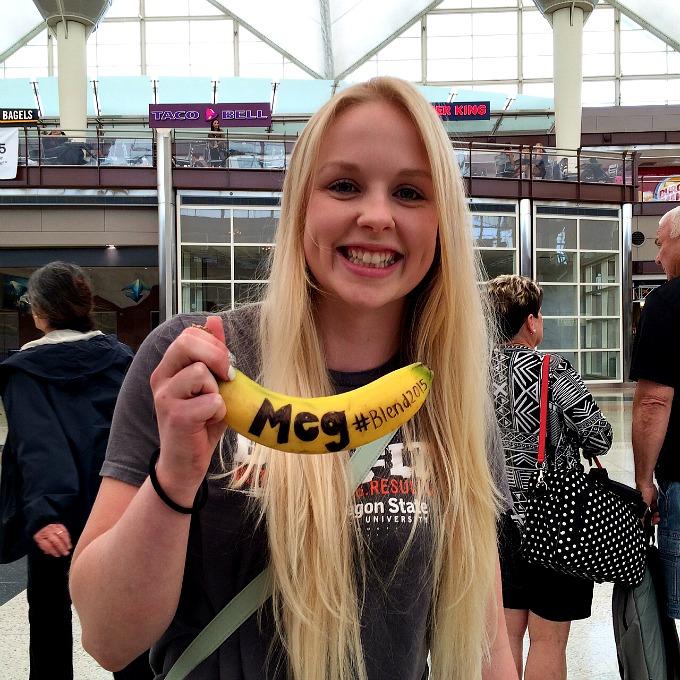 Erika Public Banana Plane Greeting
