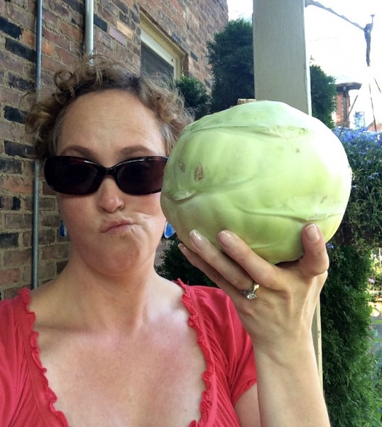 Meg & The Kohlrabi