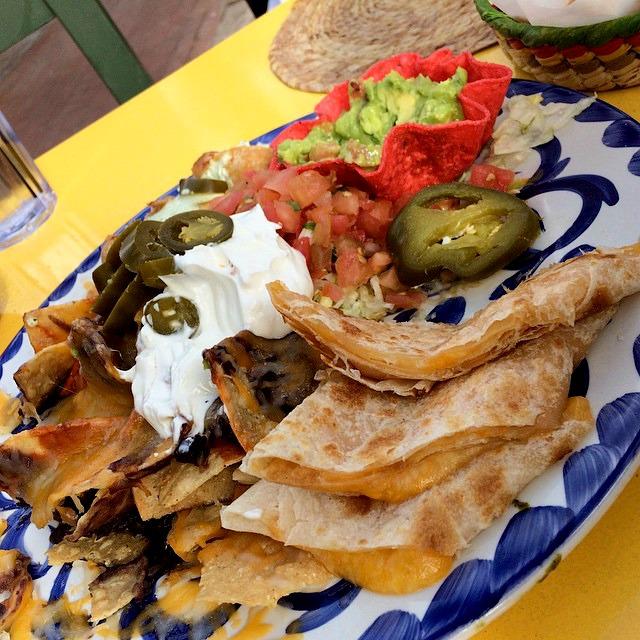 Mexican Appetizer Platter