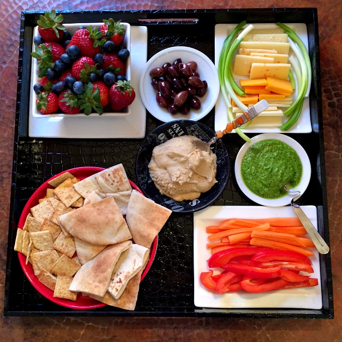 Saturday Snack Platter