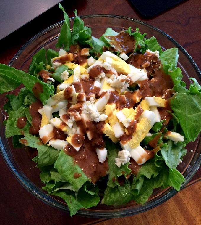 Hubby's Salad