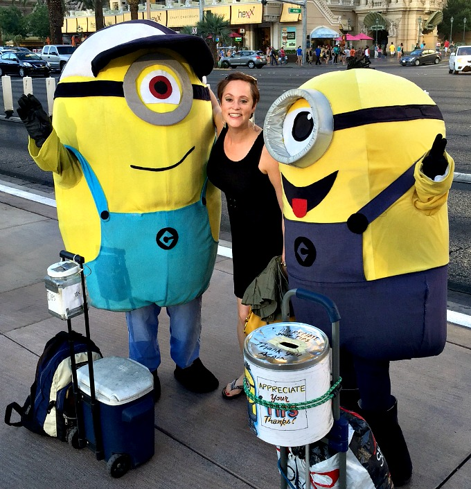 Meg and the Minions