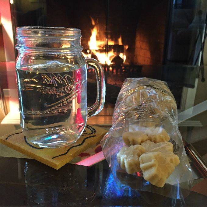 Maple Sugar Candies Fireside