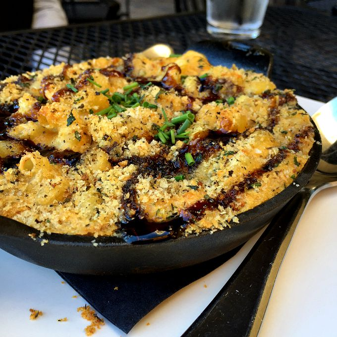 Vegan Mac & Cheese at Forage