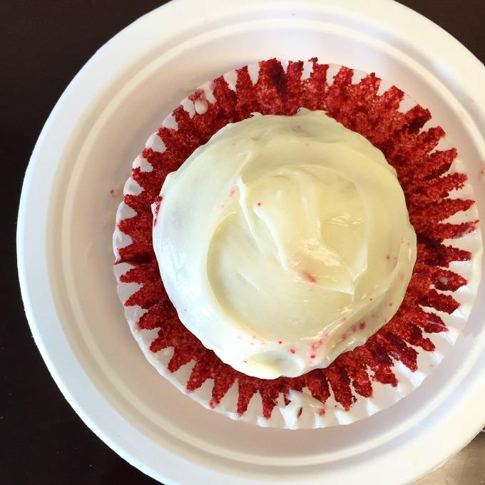 Red Velet Cupcake
