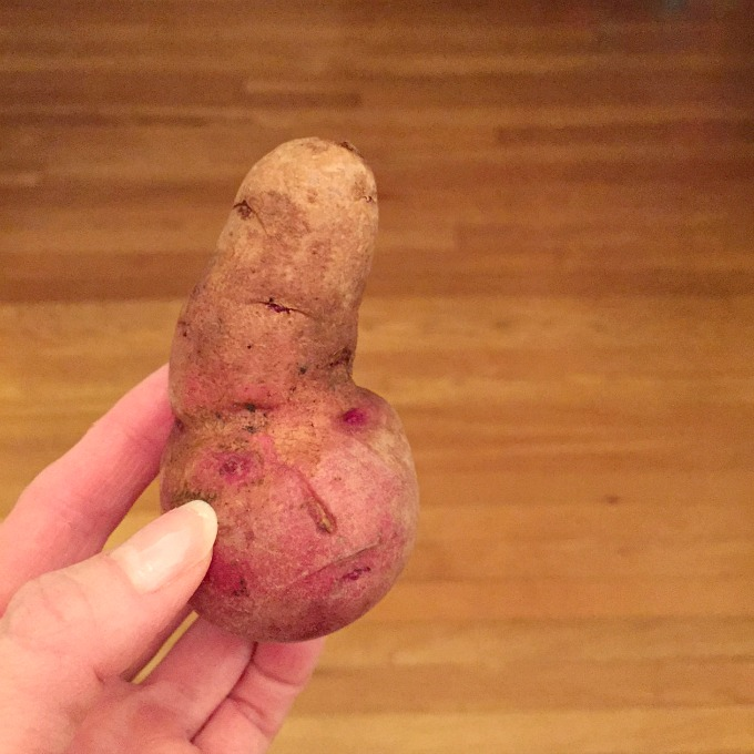 Naughty Potato