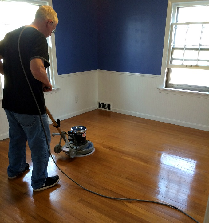Hardwood Floors Buckling Up: Week In Review: The Remodeling Continues And Eats (#20
