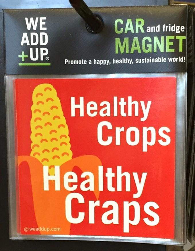 Healthy Crops, Healthy Craps